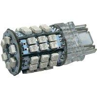 Žárovka Eufab SMD-LED T20, 4.5W, červená