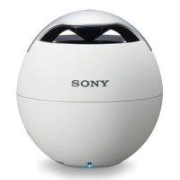 Sony bezdrátový reproduktor SRS-BTV5, bílá