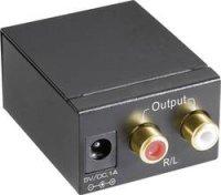 Audio konvertor SpeaKa, digital ⇒ analog