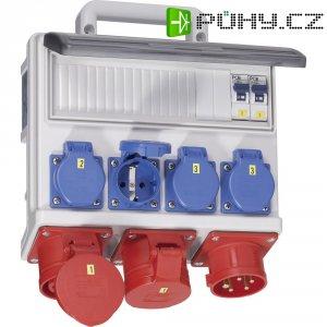 Rozbočovač Mobil Horn LS PCE, 9004004, zástrčka 16 A ⇒ 2x CEE a 4x zásuvka, 400 V