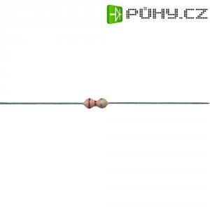 Axiální tlumivka 22UH B82141A1223K, 22 µH, 0,335 A, 10 %
