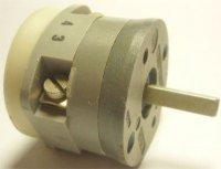 Vačkový spínač VS16 1102 D4, 16A/380V~, 2 polohy 90°