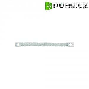 Plochý uzemňovací vodič s dutinkami LappKabel, 4571129, M6, 10 mm²