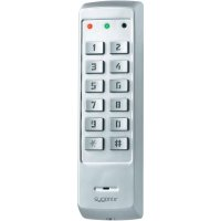 Kódová klávesnice Sygonix, 43967W, 12 - 24 V/AC/DC, IP65