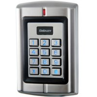 Autonomní RFID čtečka/klávesnice Sebury B6K-IC Plus, IP65, WG26-66, 1x relé, RS232, MIFARE 13,56MHz
