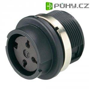 Přístrojová zásuvka Amphenol T 3277 000, 3pól., 3 - 6 mm, IP40