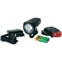 Sada světel pro jízdní kola Cateye HL-EL340 G + TL-LD260 G
