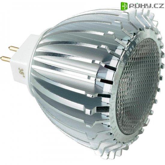 LED žárovka GU5.3, 4 W, denní bílá, 38° - Kliknutím na obrázek zavřete