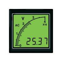 AC voltmetr s bargrafem Trumeter APMACV72-TG, 12 - 440 V/AC