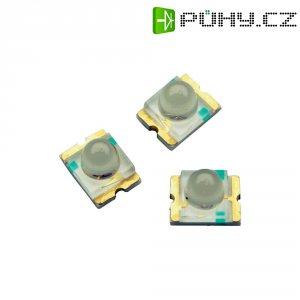 SMD LED speciální Avago Technologies, ASMT-BA20-AS000, 20 mA, 2 V, 15 °, 750 mcd, jantarová