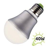 Žárovka LED A60 E27/230V 4W - bílá teplá MINI