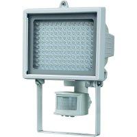 Venkovní LED reflektor s PIR Brennenstuhl L 130, 8 W, bílá