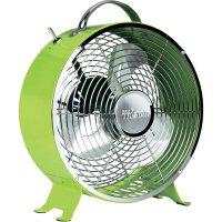 Stolní ventilátor Tristar VE-5965, Ø 25 cm, 20 W, zelená