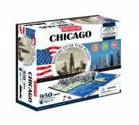 Puzzle 4D CITY CHICAGO