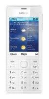 Nokia 515 Dual SIM White - CZ distribuce