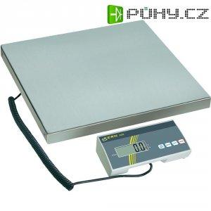 Poštovní váha Kern max. váživost 300 kg rozlišení 100 g 230 V, na baterii stříbrná