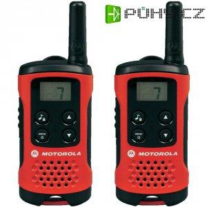 PMR radiostanice Motorola TLKR T40, 2 ks