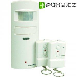 Bezdrátový domovní alarm s detektorem pohybu Elro SC84