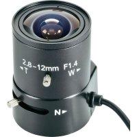 Objektiv Sygonix, 43199Q, 2,8 - 12 mm