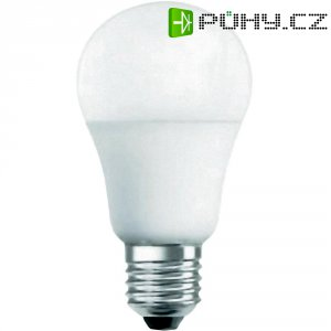 LED žárovka Osram, E27, 10 W, 220 - 240 V, stmívatelná, teplá bílá