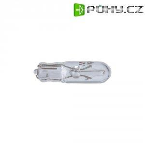 Žárovka se skleněnou paticí Barthelme 00561212G, 100 mA, zelená, 12 V
