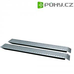 Hliníkové rampy, 150 cm, max. 400 kg