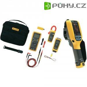 Termokamera Fluke TIR105 + FLK-CNX 3000 HVAC + digitální multimetr