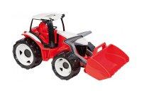 Traktor LENA se lžící 65 cm červená