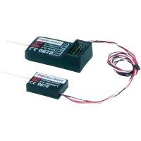 Přijímač Modelcraft FS-R6A, 2,4 GHz FSK, 6 kanálů, JR