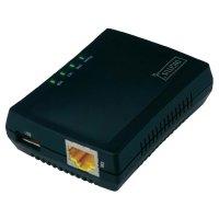 Síťový USB server, USB 2.0, LAN (10/100 Mbit/s), Digitus DN-13020