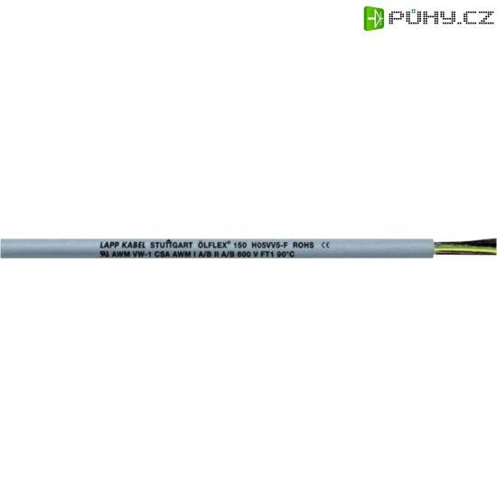 Datový kabel LappKabel Ölflex 150 QUATTRO, 25 x 0,75 mm², šedá, 1 m - Kliknutím na obrázek zavřete