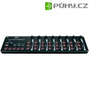 MIDI kontoler s USB Korg nanoKontrol2