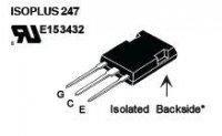 IXGR40N60C2D1 IGBT-N 600V/75A/200W
