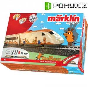 Startovací sada H0 Märklin World 29206, osobní vlak ICE, magnetické spřáhlo