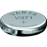 Knoflíková baterie 371, Varta SR69, na bázi oxidu stříbra, 00371101401