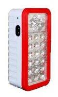 Svítilna LED 24x s akumulátorem nebo napájení 3xAA