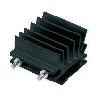 Zásuvný chladič Aavid Thermalloy ML524/38 407786, 22 x 31 x 38,1 mm, 6,26 K/W