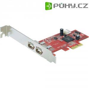 2portová karta FireWire PCI-Expres