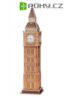 Puzzle 3D Big Ben 30 dílů papírové