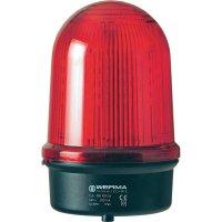 LED maják Werma Signaltechnik 280.150.60, IP65, červená