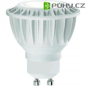 LED žárovka sygonix, GU10, 6.5W, teplá bílá