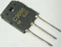 2SC3688 N 800V/10A 150W SOT-93