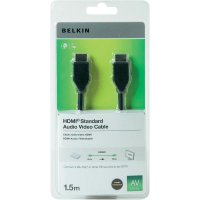 HDMI High Speed Kabel s ethernetem Belkin, 1,5 m