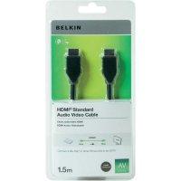 HDMI High Speed Kabel s ethernetem Belkin, 1,5 m