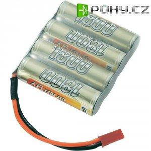 Akupack přijímače NiMH Conrad Energy AA, 4,8 V, 1800 mAh, Side by Side, BEC
