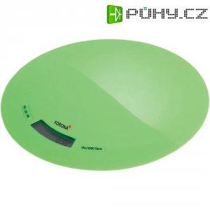 Kuchyňská váha Korona Ronda, 70222, zelená