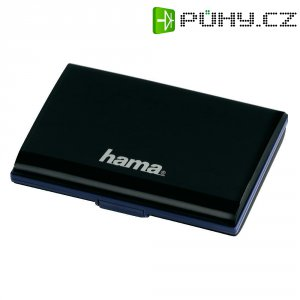 Pouzdro Hama na paměťové karty SD, černé