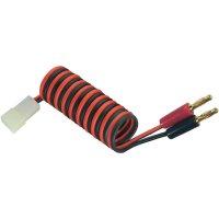 Nabíjecí kabel Modelcraft 208294, [2x banánková zástrčka - 1x ], 250 mm, 2.5 mm²