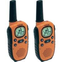 Sada PMR radiostanic Topcom Twintalker 9100 v kufru
