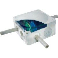 Rozbočovací krabice s injektáží Wiska Combi, IP68, šedá, 10061185